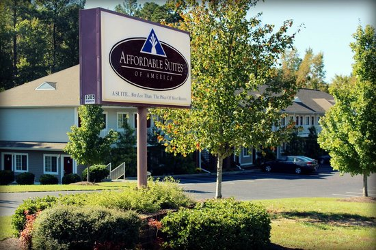 Affordable Suites Salisbury: Welcome to Affordable Suites of America