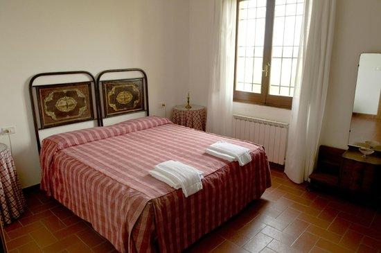 Castello di Cabbiavoli: Melo bedroom