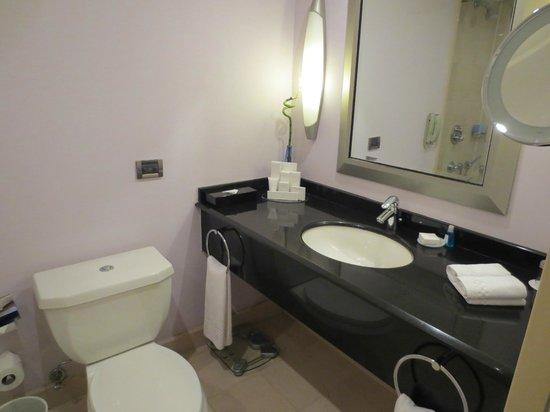 Conrad Istanbul Bosphorus: Bathroom