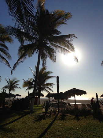 Holiday Inn Resort Los Cabos All-Inclusive:                   Beach