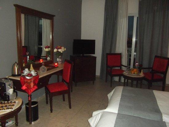 Mogador Opera Hotel: room414