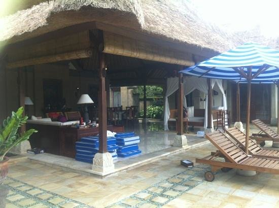 Puri Wulandari Boutique Resort:                   вилла