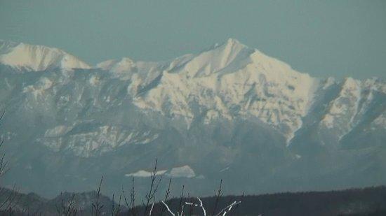 White Pia Takasu Ski Area : 乗鞍から穂高連峰