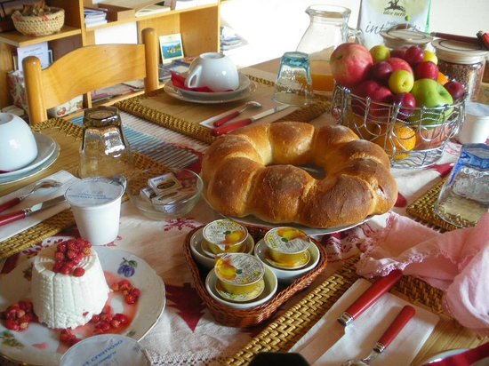 B&B La Casa di Paolo : bio buffet breakfast
