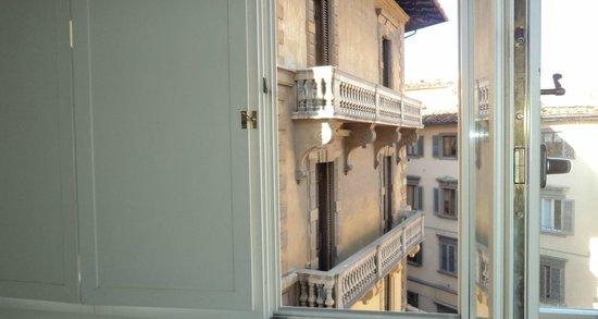 Hotel Aldobrandini: Dalla camera