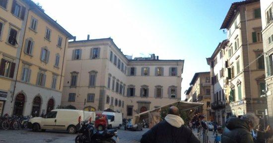 Hotel Aldobrandini : Dintorni
