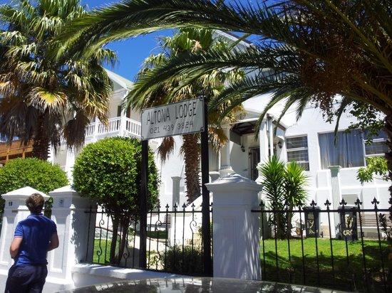 Altona Lodge: le portail