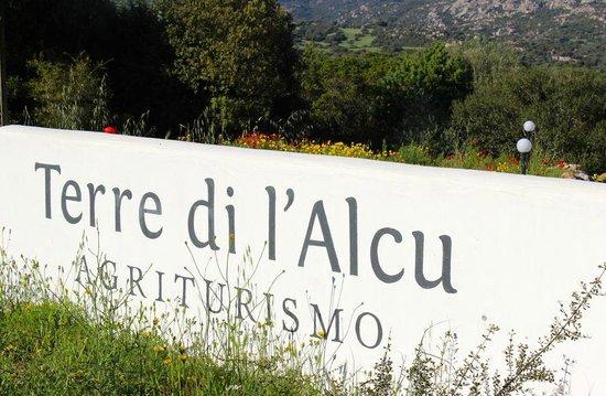Agriturismo Terre di l'Alcu: entrata