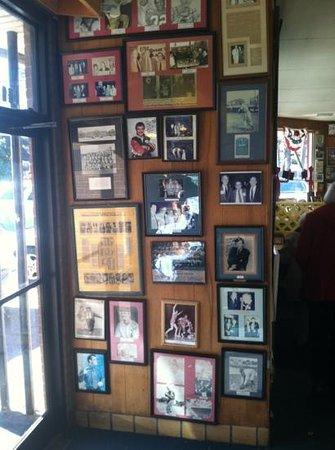 Dick's Hot Dog Stand: memorabilia