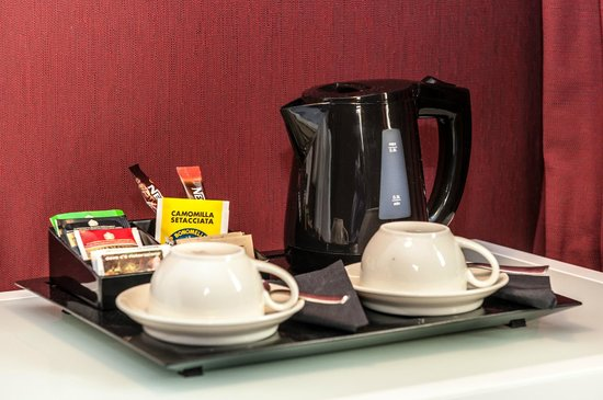 Culture Hotel Centro Storico: coffee&tea facilities