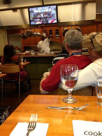 Charleston Cooks! Maverick Kitchen Store: Tasting class