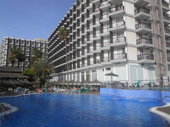 بيفرلي بارك هوتل: Vista dell'hotel 