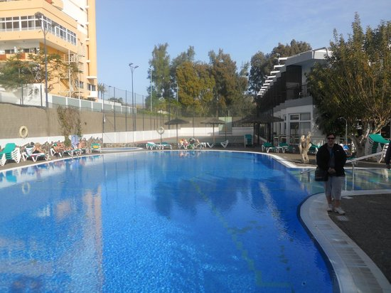Beverly Park Hotel: seconda piscina grande