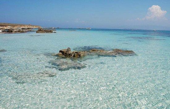 Sa Mamaioa: spiaggia nel sinis