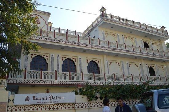 Laxmi Palace: Majestic Looks