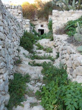 Parco delle Grotte di Chiafura