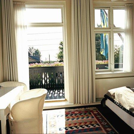 Skovshoved Hotel: superior room with seaview and balcony