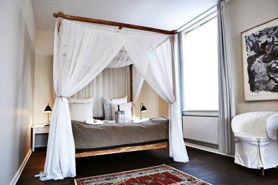 Skovshoved Hotel: Honeymoon suite