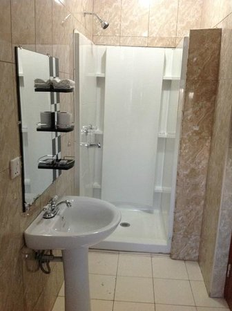 ShaMool Hotel: Shamool Shower
