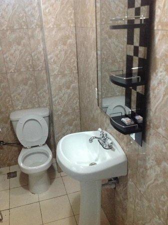 ShaMool Hotel: Shamool Toilet
