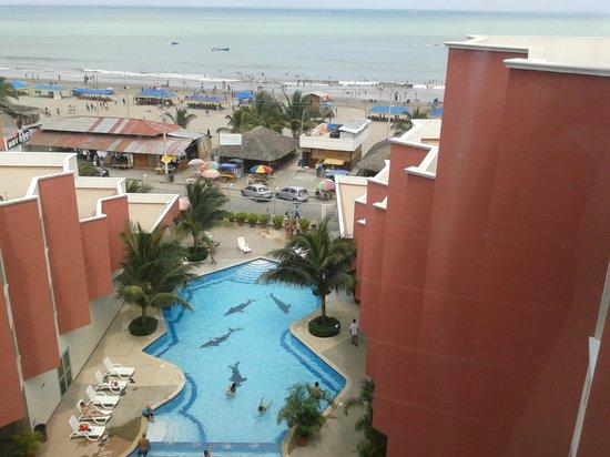 Hotel El Marqués: Hotel El Marques Atacames