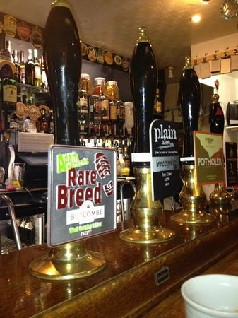 Royal Union Inn: quality ales every week...