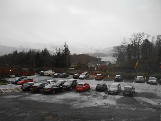 The Inn on Loch Lomond: Beautiful View from Our Room