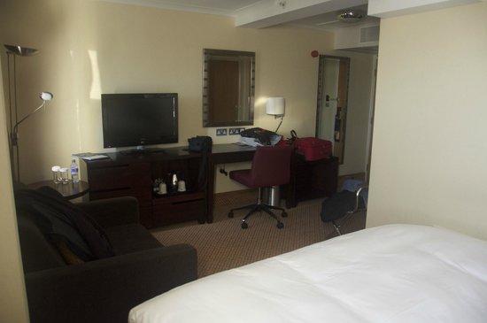 Hilton Bath City: Habitación