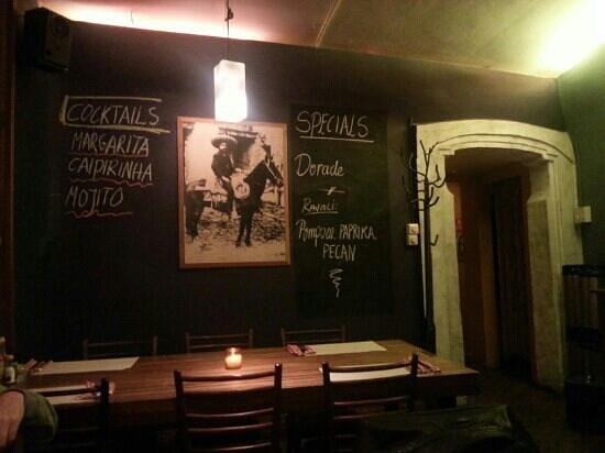 Caramba: restaurant