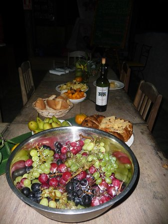 Ecoaldea Kapievi: Cena Año Nuevo