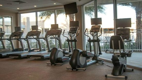 Ramada Venice Hotel Venezia: Fully Equipped Fitness Center