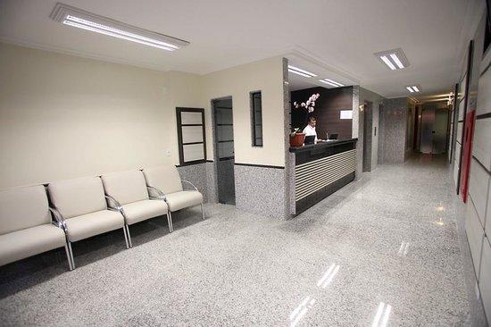 Soneca Plaza Hotel: Recepcion