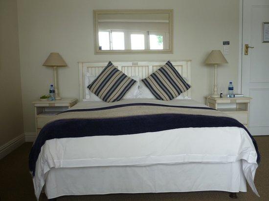 Bridgewater Manor:                   Unser Zimmer