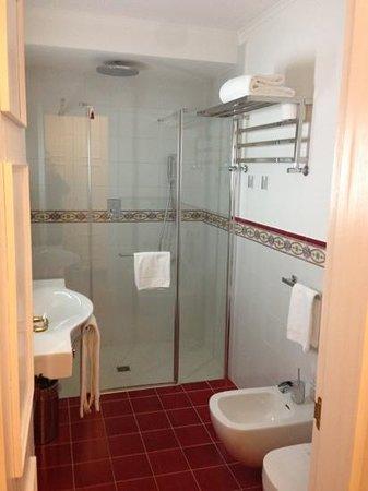Hotel Villa Michelangelo: bagno
