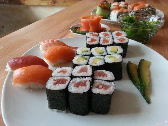 Katana Sushi: diverses
