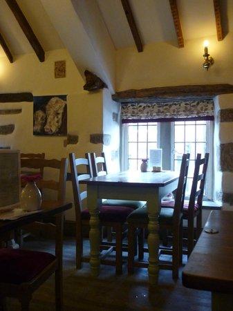 Original Bakewell Pudding Shop:                   The restaurant 2