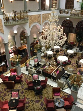 The St. Regis Florence: WINTERGARDEN AND BAR