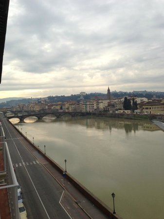 The St. Regis Florence: ARNO VIEW 
