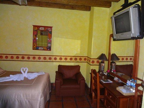 Hotel Pueblo Magico: DECORACION TEMATICA