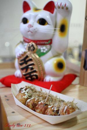 Yatai: takoyaki