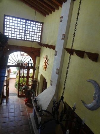Hotel Pueblo Magico: DECORACION RUSTICA
