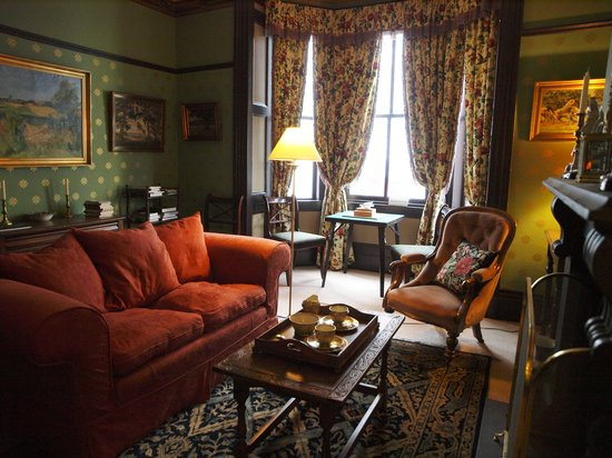 Abel's House Bed and Breakfast: The sitting room