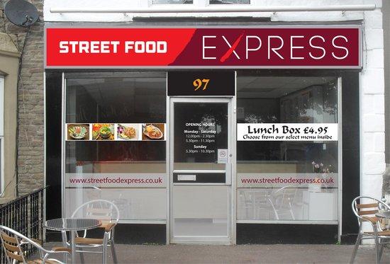 Street Food Express