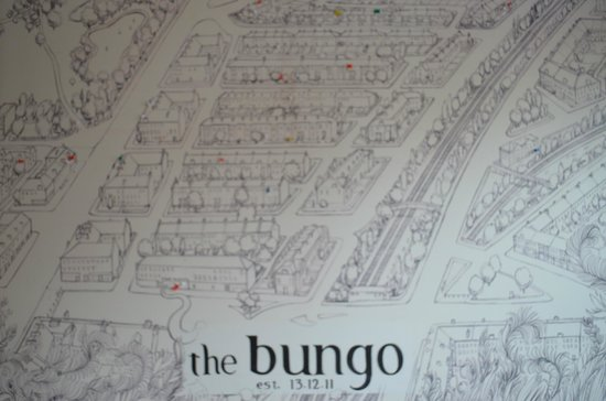 Bungo Bar And Kitchen