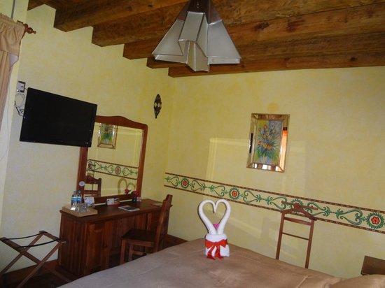 Hotel Pueblo Magico: DECRACION TEMATICA