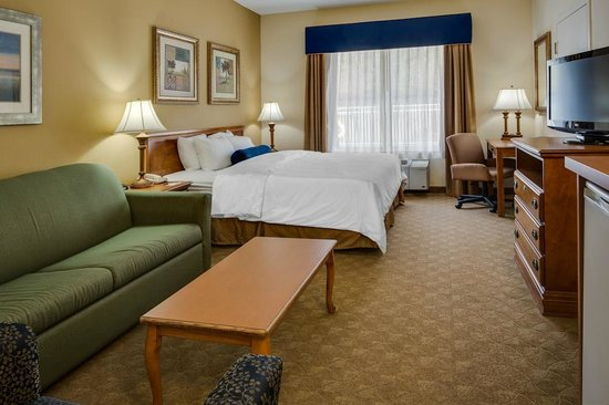 Country Inn & Suites by Radisson, Jacksonville, FL : King Studio, Great for Business People!!