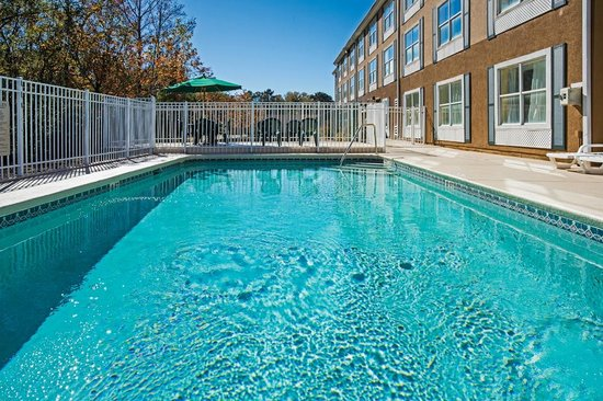 Country Inn & Suites By Carlson, Jacksonville: Sparkling Pool!!