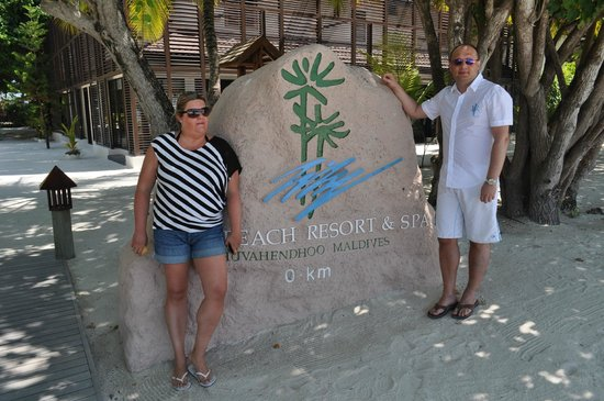 Lily Beach Resort & Spa:                   we