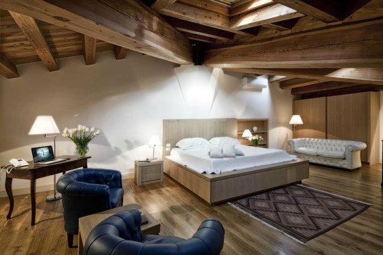 Palazzo Brunaccini: Suite