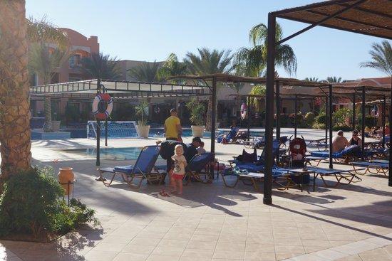 Jaz Dar El Madina: Hotelgelände